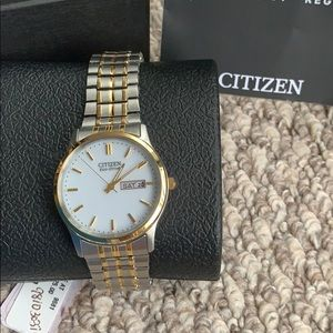 Authentic citizen watch
